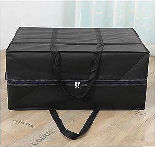 Aqiong CGS2 1 sac de rangement en non-tissé pour vêtements pliable, placard, oreiller, couette, sac de rangement pour vête...