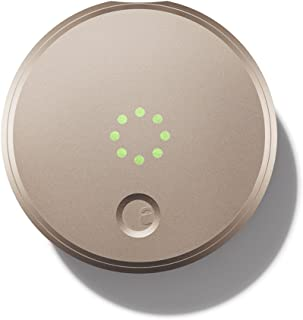 August Home 1st Generation  Smart Lock - Champagne