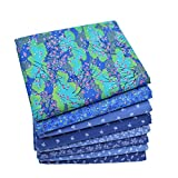 iNee Fat Quarters Quilting Fabric Bundles, Sewing Quilting Fabric