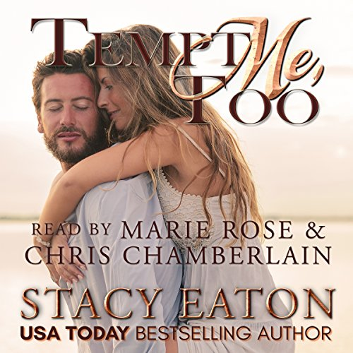 Tempt Me Too audiobook cover art