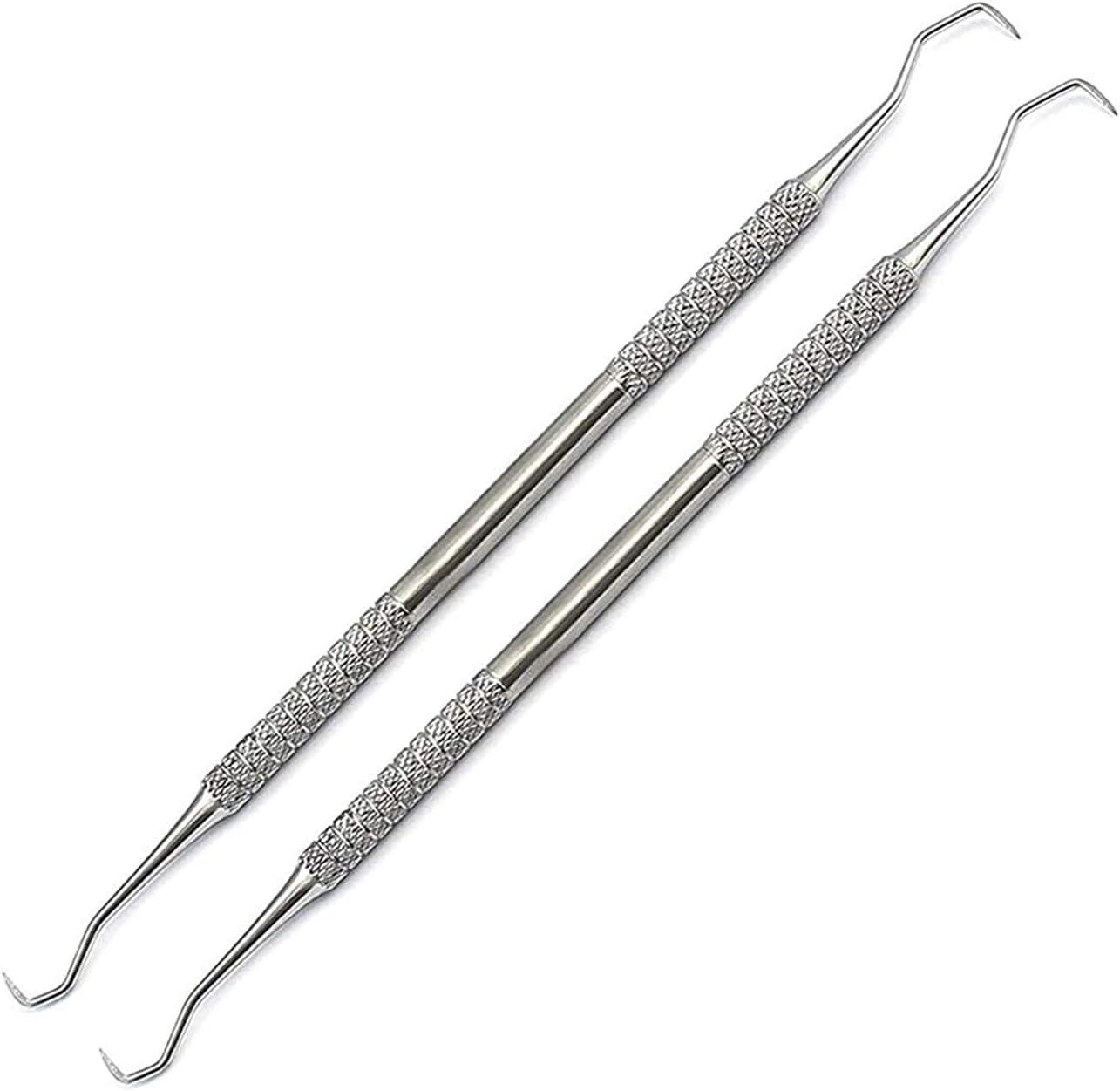 Precise Max 57% OFF Canada Set of 2 Sale item Pcs Dental Anterior Jacq Scaler Sickle