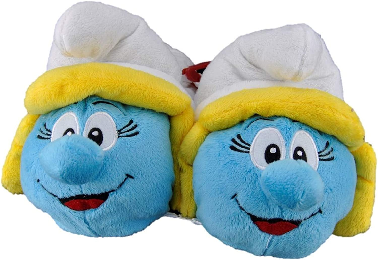 DE FONSECA Smurfette Plush Slippers moppine Slippers First Steps Infant