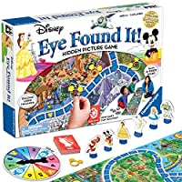 [ワンダーフォージ]Wonder Forge World of Disney Eye Found It Board Game 01147 [並行輸入品]