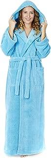 Best blue hooded robe Reviews