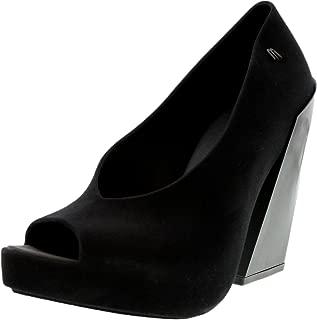 Melissa Black Heel For Women, Black, Size 10 US