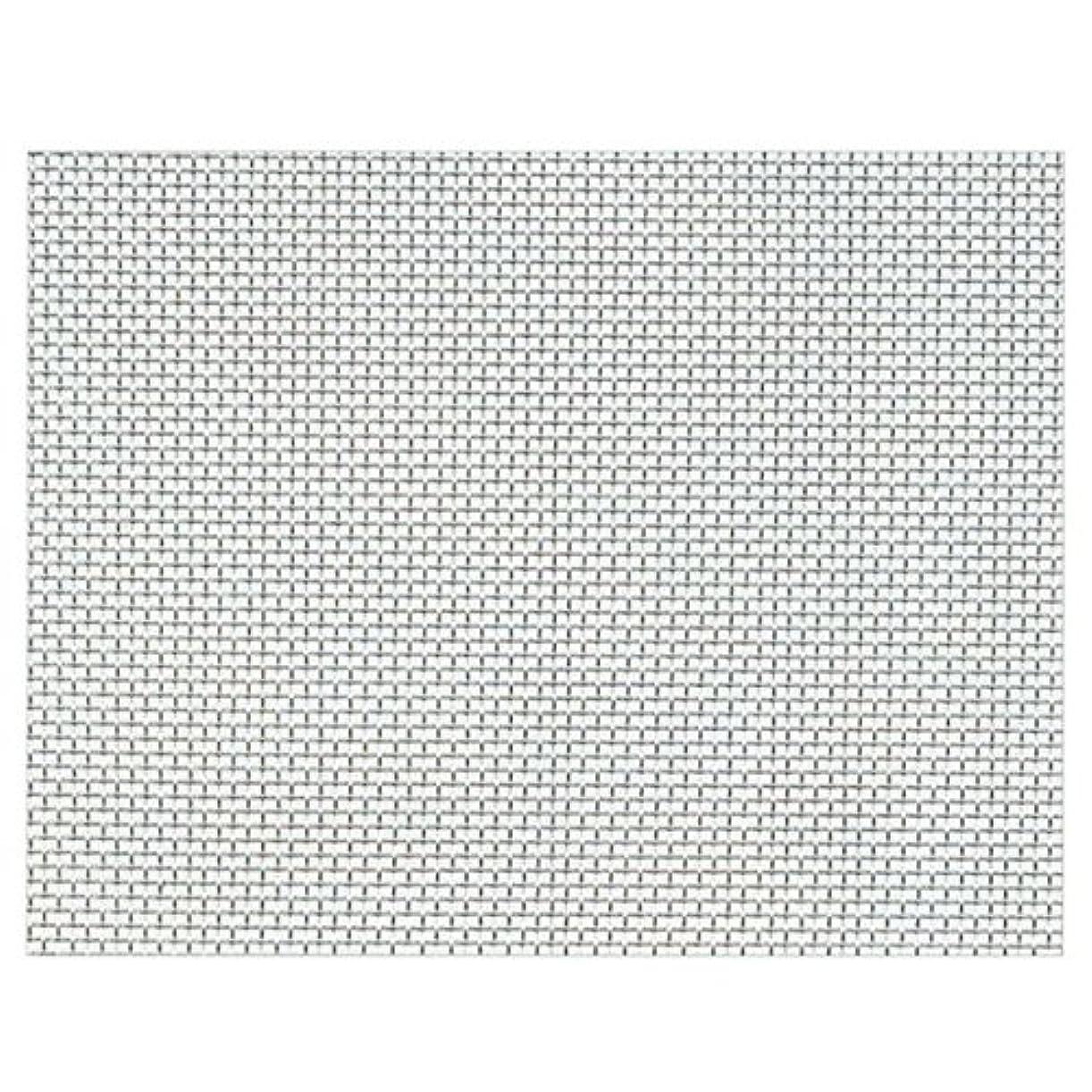 パノラマ伝導率写真を撮る産業用金網 ステンレス平織金網 線径0.25mm:18メッシュ 開目1.16mm[幅1000mm×高1000mm]