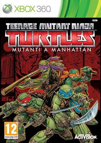Teenage Mutant Ninja Turtles: Mutanti A Manhattan [Importación Italiana]