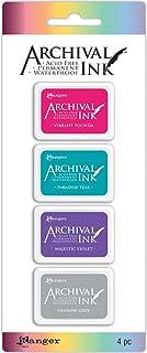 Ranger Archival Ink Pad Set Mini 4