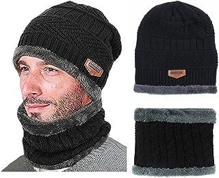 YASSUN 时尚针织冬季帽领 黑色