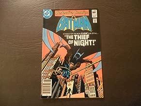 Detective Comics #529 Aug 1983 Bronze Age DC Comics
