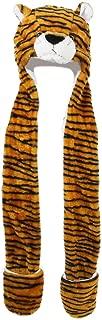 tiger head hat