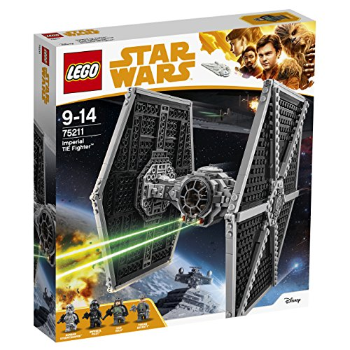 LEGO- Star Wars TMImperial Tie Fighter, Multicolore,...