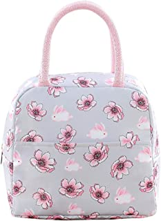 COAFIT Lunch Bag Insulated Lightweight Portable Lunch Tote Lunch Cooler Bag for Travel