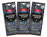 Dr Marcus Car Air Freshener - Oriental Scent - Arabian Night (Made in Europe), Pack of 3