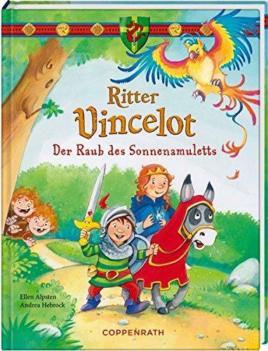 Ritter Vincelot - Der Raub des Sonnenamuletts (Vorleseband) (Vincelot (Bilderbücher))