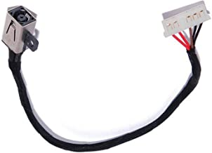DBParts DC Power Jack Cable for Dell Inspiron 14-3451 14-i3451 14-3452 14-i3452 14-3458 14-5468 14-i5468, 15-3551 15-3558 15-3552 15-3568 15-3562 15-5551 15-5552 15-5566 15-5558 15-5559