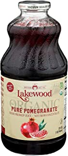 Lakewood, Organic Pure Pomegranate Juice, 32 oz