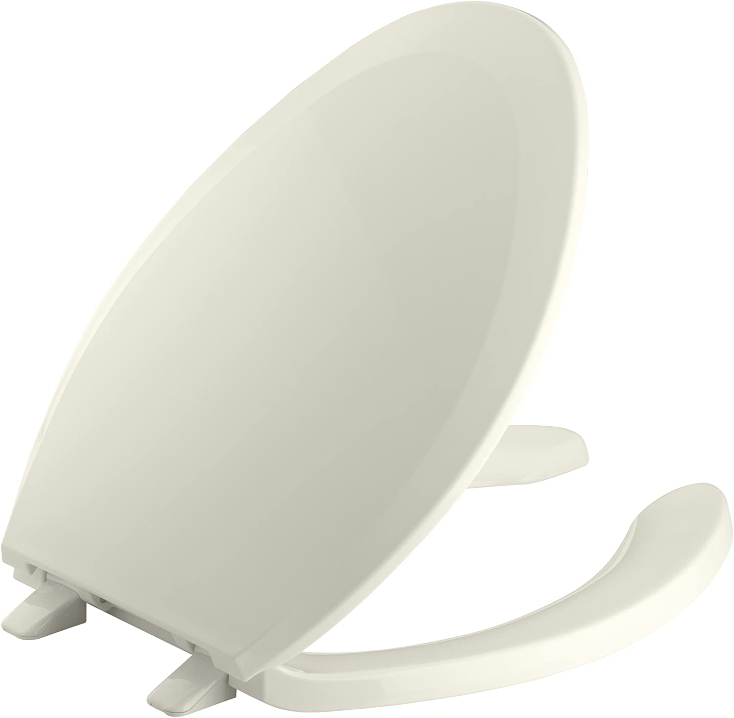 KOHLER K-4650-96 Max 89% OFF Lustra security Elongated Seat Toilet Biscui Open-Front