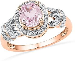 Best 5 carat morganite engagement ring Reviews
