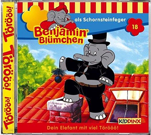 Folge 18: Benjamin als Schornsteinfeger