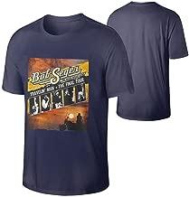Bob The Final Seger Tour 2018 2019 84 Mans Crewneck Ultra Cotton Short Sleeve Adult T-Shirt