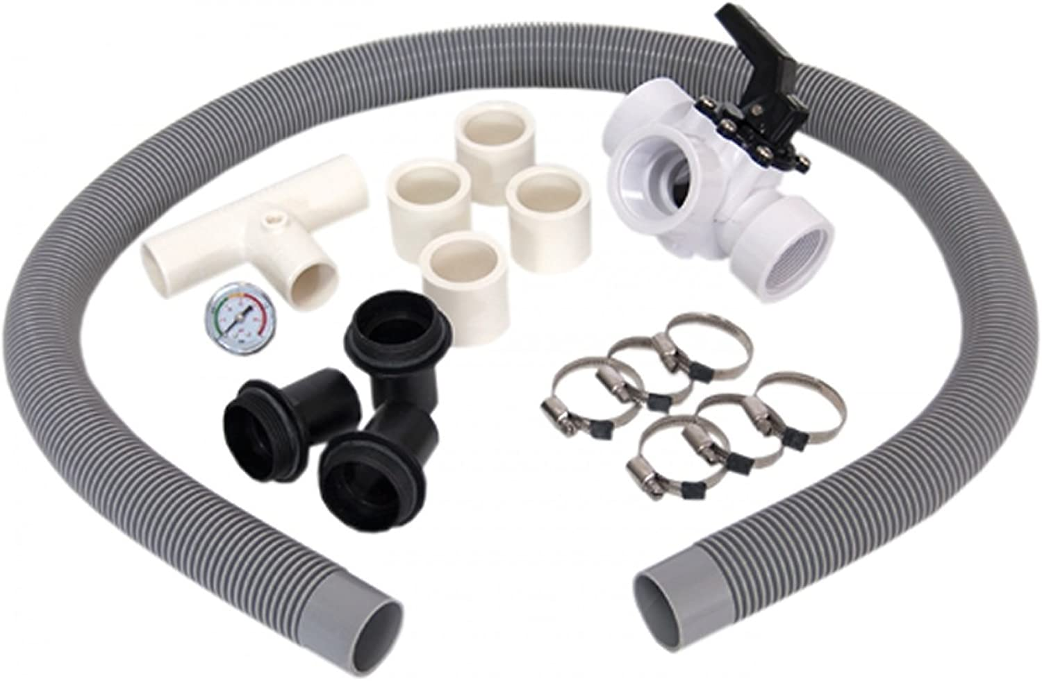 GAME Multiple Heater Bypass Kit for GAME SolarPRO Pool Heaters   4565