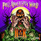The Post Apocalyptic Word [Colored LP] -  HOK, Vinyl