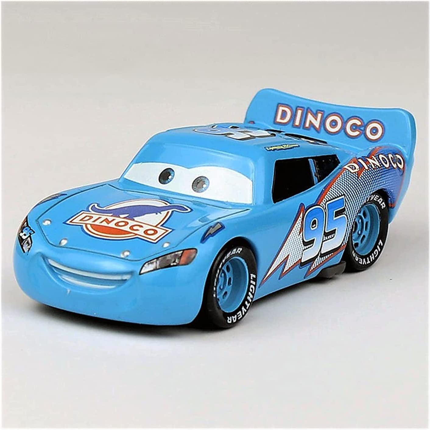 Cars Pixar 2 Reservation 3 Toy Lightning Me Sheriff Mater Alloy ...