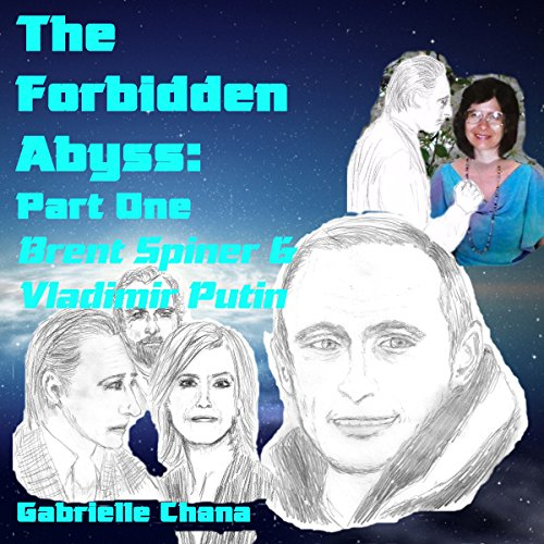 Brent Spiner & Vladimir Putin audiobook cover art