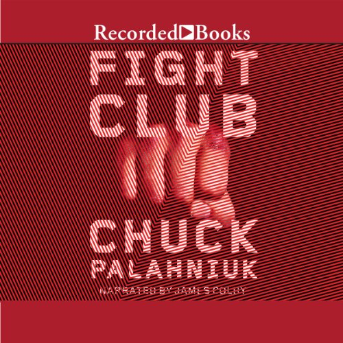 Fight Club  audiobook cover art
