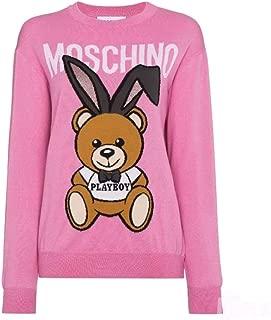 Moschino Round Neck Sweater For Women