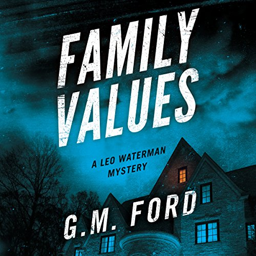 Family Values audiobook cover art