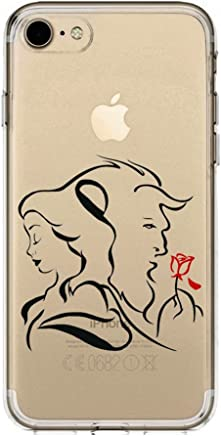 coque la belle et la bete iphone xr