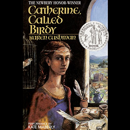 Catherine Called Birdy audiobook cover art