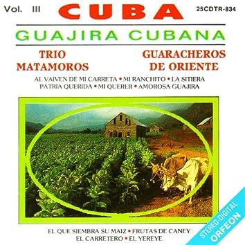 Trio Matamoros - Serenata de Amor