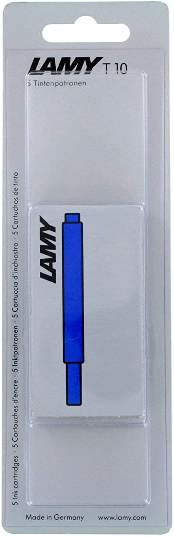 Cartucce Lamy T10 Turmaline Special Edition AL Star 2020 Fountain Pen Cartridges