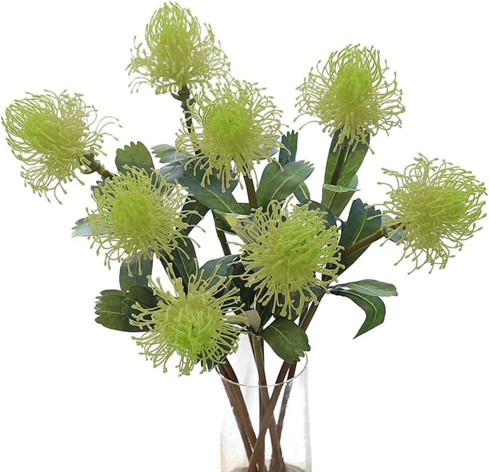 smallwoodi Artificial Pincushion Fake Ranking TOP12 Quantity limited Flowers