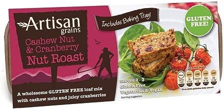 Artisan Grains GF Cashew & Cranberry Nut Roast 200g