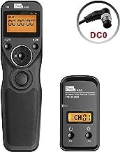 Pixel LCD Wireless Shutter Release Remote Control TW-283/DC0 Timer Remote Release for Nikon D810A D3s D4 D5 D800 D810 D700 D500 D300 D200 N90s F100 F90