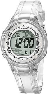 Reloj de pulsera digital para mujer Calypso, deportivo, con