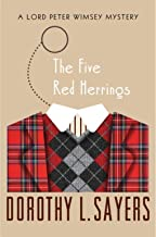 The Five Red Herrings : The sixth book in the Lord Peter Wimsey series: The Sixth Book In The Lord Peter Wimsey Series (En...