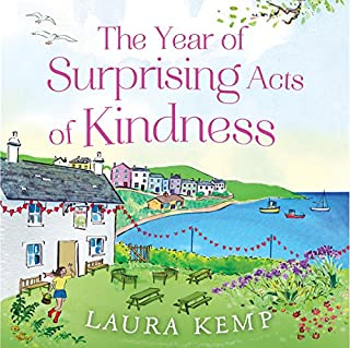 The Year of Surprising Acts of Kindness cover art