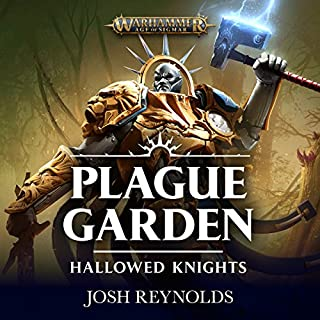 Hallowed Knights: Plague Garden cover art