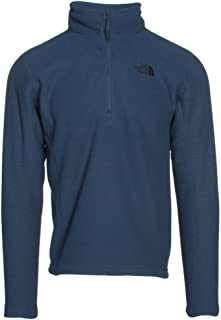 The North Face SDS Half Zip Pullover Mens Mid Layer - X-Large/Shady Blue