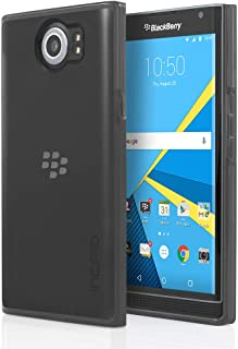 Incipio Cell Phone Case for PRIV by BlackBerry - Retail Packaging - Gray