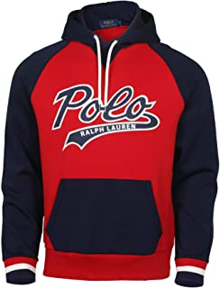Polo RL Men's Polo Graphic Pullover Hoodie