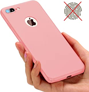 iBarbe Slim fit case for iphone 7/8 plus,Matte Finish Ultra Thin & Light Slim Fit Hard Shell Solid PC Back Cover Coat Shockproof Protective,Anti-Scratch for iphone 7/8 plus 5.5