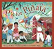 P for Pinata Cinco de May picture book