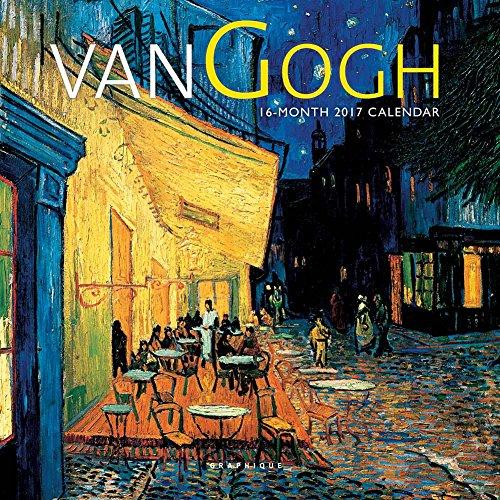 van Gogh 2017 Small Wall Calendar