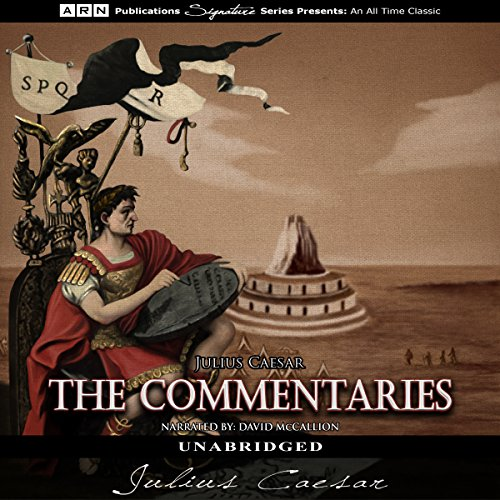 The Commentaries audiobook cover art